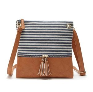Handbags - Nautical Crossbody Bag